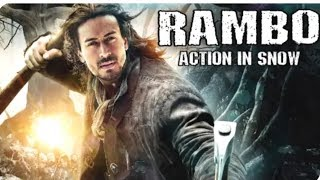 Rambo Shooting Tiger Shroff Action In Snow Upcoming Movie 2020 || Hrithik Vs Tiger || Baaghi 3