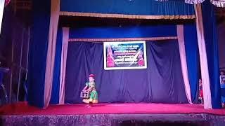 Thaa theyyam kaattile - താ തെയ്യം കാട്ടിലെ By Diya Dileep