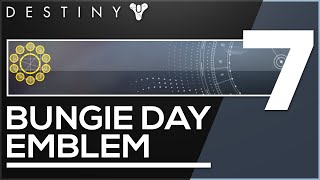 Destiny - Bungie Day Emblem!