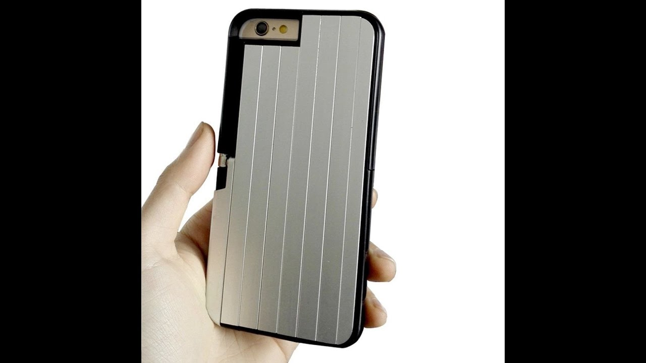 new style fe502 e60b1 Uso Funda Selfie Stick Stikbox Case Iphone 6 6s Bluetooth Integrado