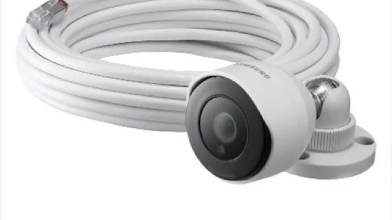 Samsung SmartCam HD Outdoor SNH E6440BN Full HD 1080p WiFi Camera Review