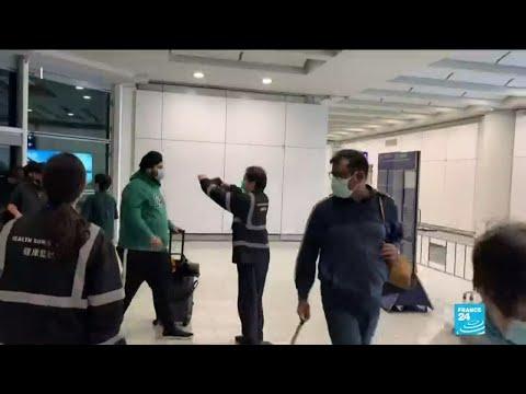 Coronavirus en Chine: De nouvelles mesures drastiques félicitées par l'OMS