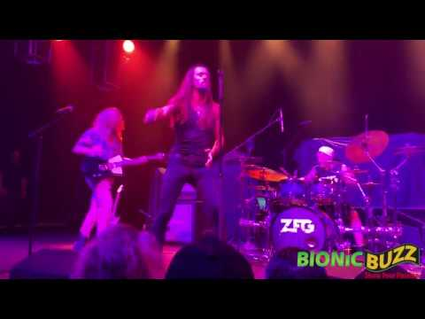 ZFG 'Holehearted' Live At City National Grove Of Anaheim