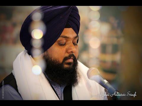 Bhai Anantvir Singh - Daras Tere Ki Pyaas Man Laagi - Vaheguroo Simran