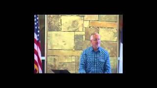 Faith Bible Church - Boerne, Texas - sermon (May 26, 2013)