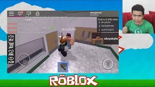 First time: Roblox-Abang Kamen try