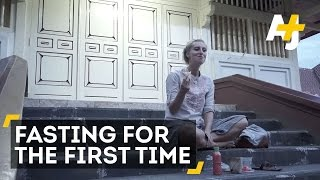 Fasting For The First Time
