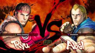 Super Street Fighter IV Arcade Edition (PC) Gameplay (720p)