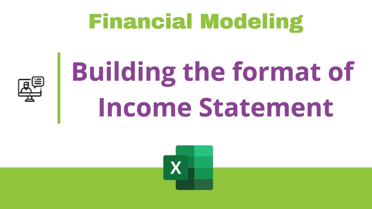 Financial Modeling Online Course For Beginner - Advanced User -