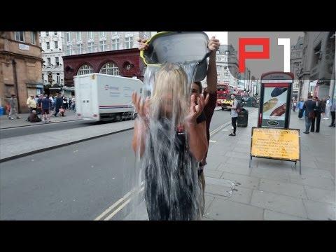 F1 ALS Ice Bucket Challenge