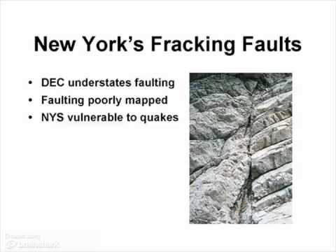 Fracking Earthquakes
