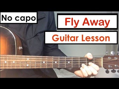 Fly Away 5 Seconds Of Summer Guitar Lesson Tutorial Chords