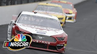 NASCAR Cup Series Brickyard 400 | EXTENDED HIGHLIGHTS | 9/8/19 | Motorsports on NBC