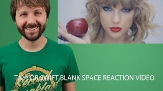 Watch taylor swift's blank space with me! and my reaction!https://www./watch?v=e-orhee9vvglike subscribe: http://bit.ly/submrcheezypoptw...