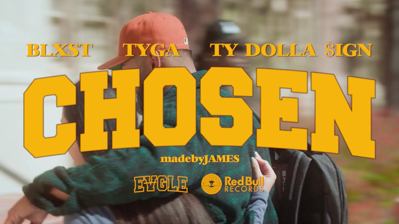 Download Blxst - Chosen (feat. Ty Dolla $ign & Tyga) [Official Music Video]