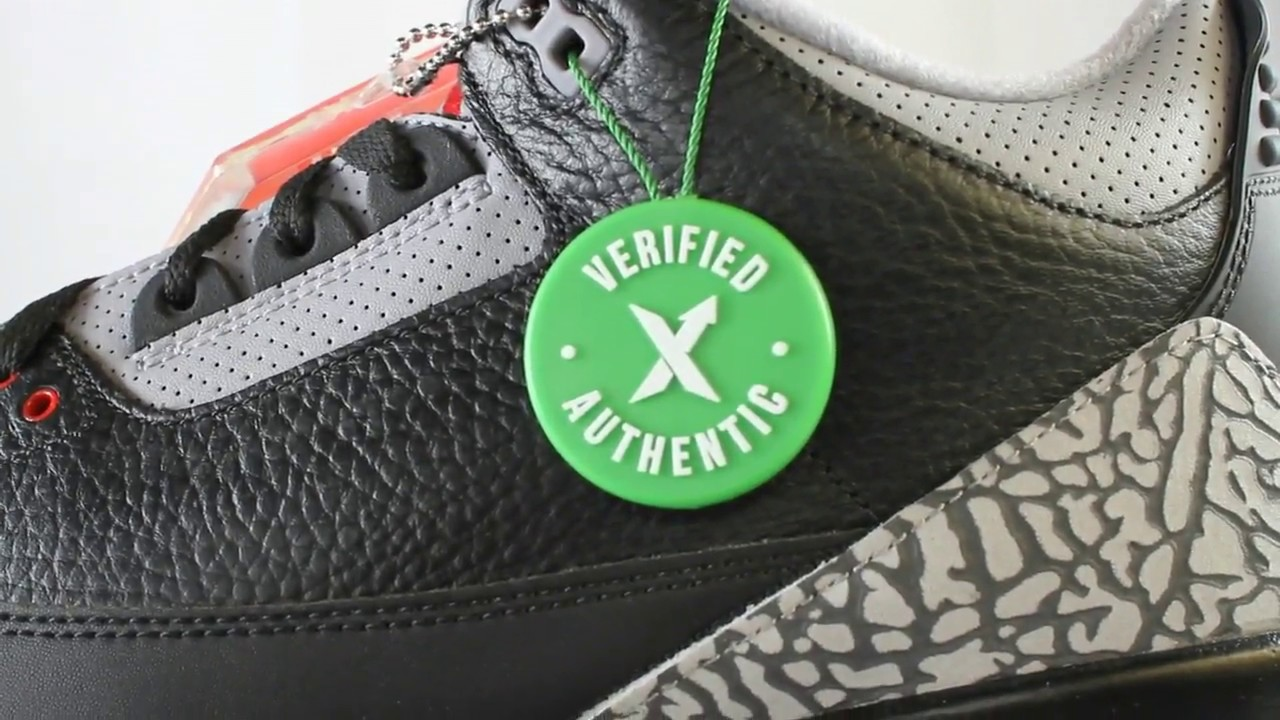 quality design ceb58 85dfb Is STOCK X LEGIT ???? Jordan 3 Cement 2018 Stock X Review - TheConnect860