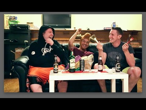 Drunk Questions - Episode 1 feat. Robert Carpenter