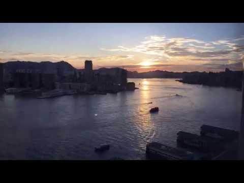 Hong Kong morning time-lapse