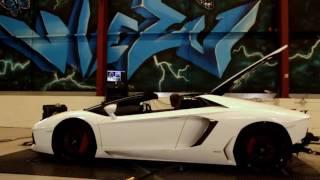 Lamborghini Aventador LP700-4 | Armytrix Système Echappement VALVETRONIC | moteurs sons & bruit!