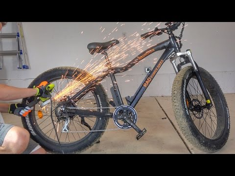 What's inside an Electric Bike? - YouTube