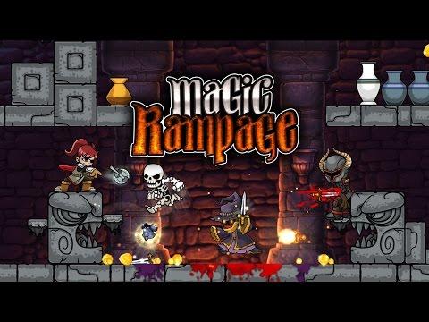 Magic Rampage Launch Trailer
