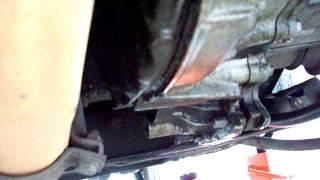 Cardan 205 : Claquement dans la boîte de vitesse
