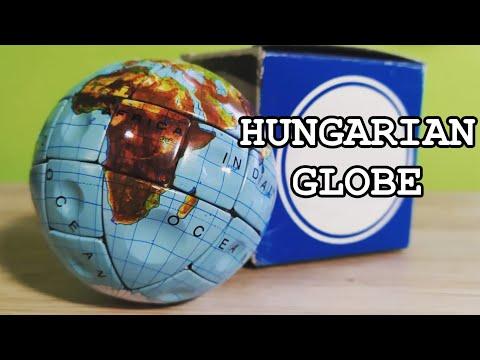 Hungarian Globe unboxing