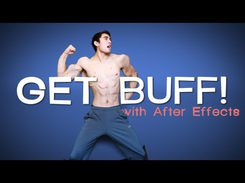 After Effects Tutorial - Muscle Madness Part 1