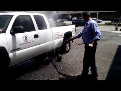 AQUATECH-USA.com UNDERCARRIAGE CLEANER