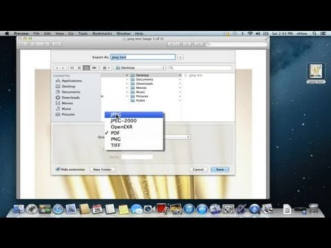 How to Convert Apple Pages to JPG : Apple Product FAQs