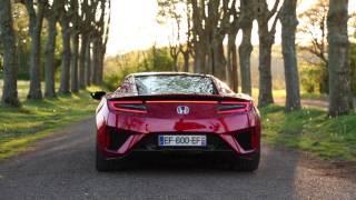 Download Video Essai de la NSX par Honda France MP3 3GP MP4