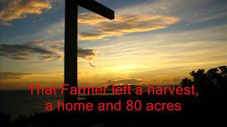 3 Wooden Crosses~Randy Travis (**LYRICS**)