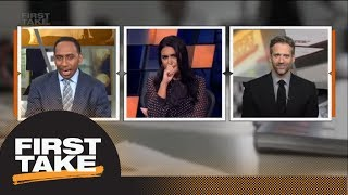 Stephen A. Smith has to admit he had a lot of fun with Cowboys owner Jerry Jones | First Take | ESPN
