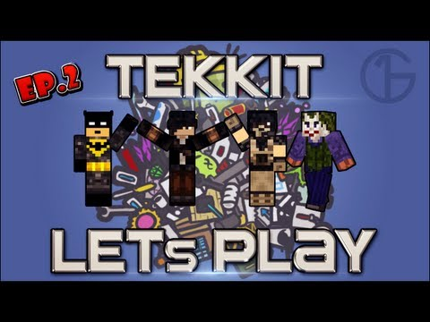 Tekkit Ep2 | Adding More People