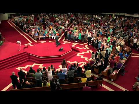Jimmy Swaggart addresses racism in the United States