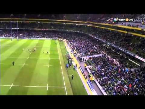 Leinster v Harlequins European Cup Rugby   13 12 14