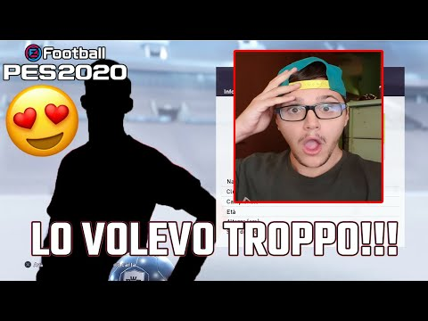 LO ASPETTAVO, LO CERVAVO E L'HO TROVATO!!! PES 2020 PACK OPENING ITA MY CLUB