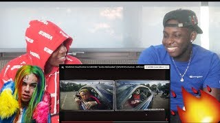 """Vladimir Cauchemar & 6IX9INE """"Aulos Reloaded"""" (WSHH Exclusive - Official Music Video) - REACTION"""