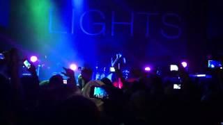 LIGHTS @ 9:30 CLUB D.C. 11/18/12