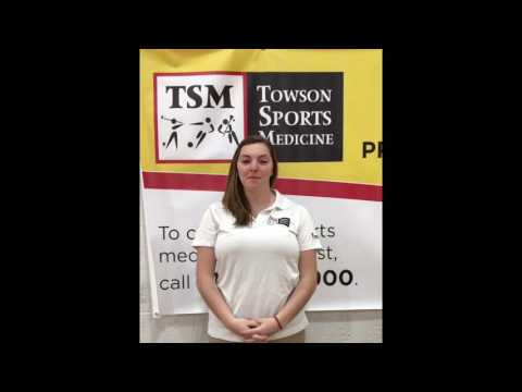 Caroline Siebens, MS, LAT, ATC, CSCS