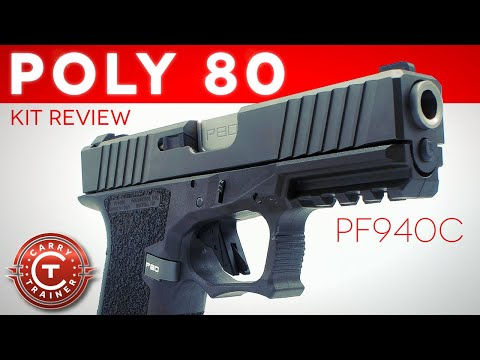 Polymer80 Review // Frame Kit to First 200 Rounds | Episode