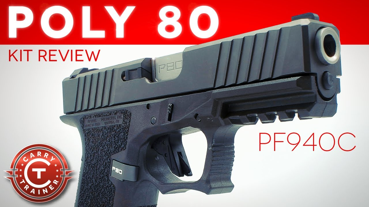 Polymer80 Review // Frame Kit to First 200 Rounds | Episode #71