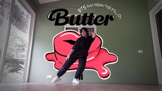 Cover Bts 방탄소년단 Butter Feat Megan Thee Stallion Special Performance Dance Cover Longer Ver