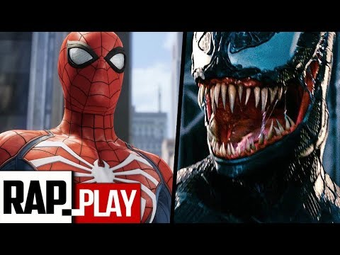 SPIDER-MAN VS VENOM RAP | ZARCORT - KRONNO - NERY | ft. Hollywood Legend
