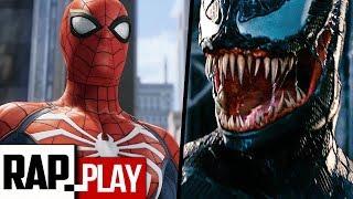 SPIDER-MAN VS VENOM RAP | ZARCORT - KRONNO - NERY | ft. Hollywood Legend