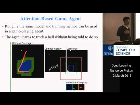 Deep Learning Lecture 15: Deep Reinforcement Learning - Policy search