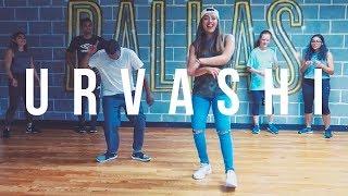 URVASHI - YO YO HONEY SINGH | SHAHID KAPOOR, KIARA ADVANI | Anrene Lynnie Rodrigues Choreography