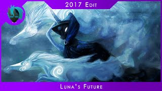 Daniel Ingram - Luna's Future (feat. Aloma Steele) [Jyc Row 2017 edit ~ 3k subs special]