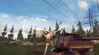 Goat Simulator Official Mobile Trailer