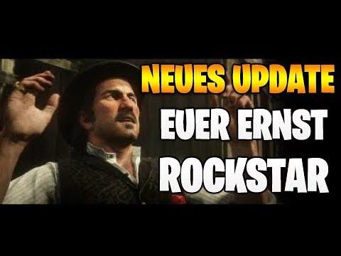 EUER ERNST ROCKSTAR ? - Neues Update Alle Änderungen | Red Dead Redemption 2 Online News thumbnail